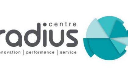 Radius Centre Name and Tagline