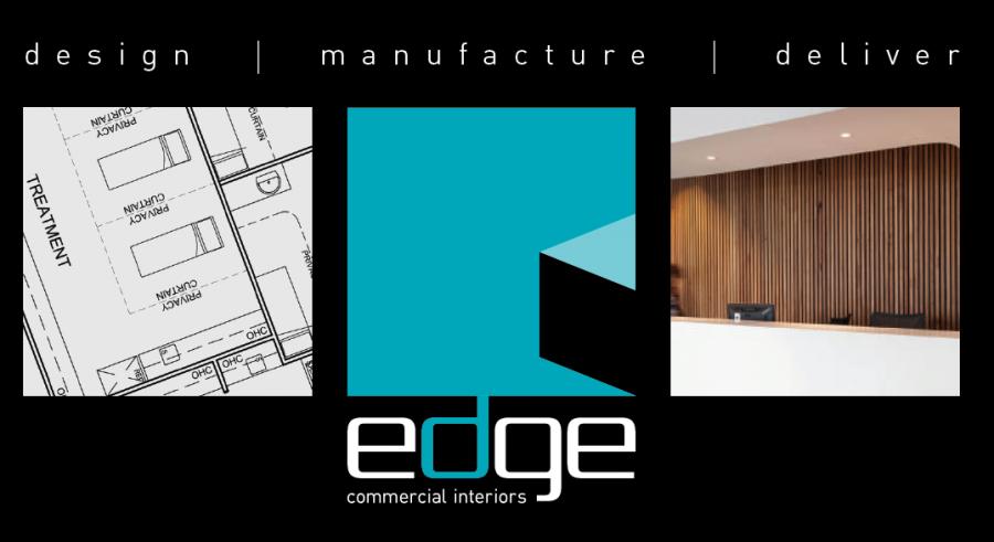 Edge Brochure Cover