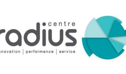 Radius Centre Name and Tagline