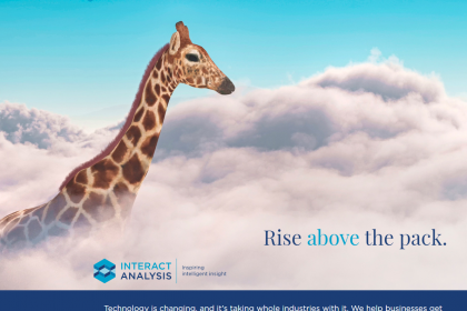 Interact Analysis home page banner